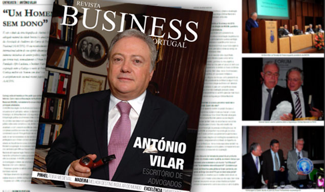 Entrevista Revista Business Portugal